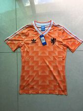 1988 Netherlands Holland Home Retro Vintage Soccer Jersey M Size