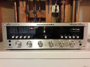 VTG Marantz 2250B Receiver Amplifier AMP