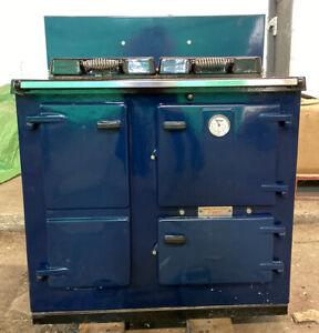 Esse Select Sovereign Boiler Range Cooker Navy Used