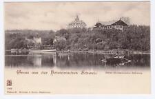 ALLEMAGNE- GERMANY  Old postcard  HOLSTEINISCHEN SCHWEIZ