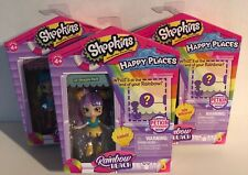 Shopkins Happy Places SEASON 5 Rainbow Beach Lil' Shoppie ISABELL Doll Brand New