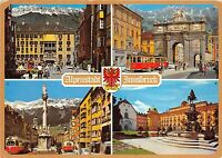 BR4001 Alpenstadt tramway Innsbruck Tirol  austria