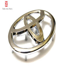 Fit Toyota Steering wheel logo COROLLA /COROLLA/CAMRY/RAV4/Toyoota Chrome Badge