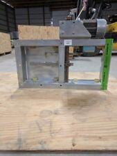 "Rack and Pinion Electrical Slide Gate 12""X12"" 12GA"