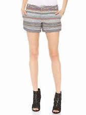 REBECCA MINKOFF Women's Multicolor Andy Shorts $228 NWT