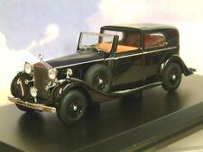 1/43 Rolls Royce Phantom III SDV HJ Mulliner negro Ox43rrp3001