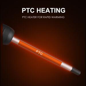 9mm LCD Curling Iron Ceramic Curling Wand Thin Hair Curler Tools (EU Plug)