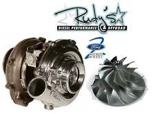 Wicked Wheel 2 & Garrett Powermax Turbo For Ford Powerstroke Diesel 6.0L 04.5-07