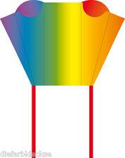 Kinderdrachen Pocket Sled Rainbow Regenbogen Taschendrachen Kinder  Drachen NEU