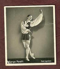 Serge Peretti Der künstlerische Tanz Nr. 193 ca. 1932
