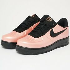Nike Air Force 1 Foamposite Pro Cup - Coral Stardust/Black UK 9 RRP £149.95 AF1