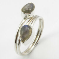 Discount Jewelry LABRADORITE Ring # 9.25 925 Sterling Silver