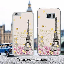 Girly Paris Eiffle Tower Phone Case Cover