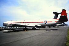 3/780 De Havilland Comet 4C XS235 Canopus Royal Air Force  Kodachrome SLIDE
