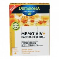 DIETAROMA Memo Viv Capital Cerebral 60 Tablets
