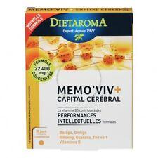 DIETAROMA MEMO VIV CAPITAL CEREBRAL 60 COMPRIMES