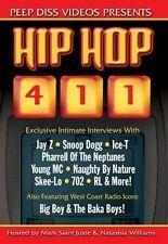 NEW Hip Hop 411 (DVD)