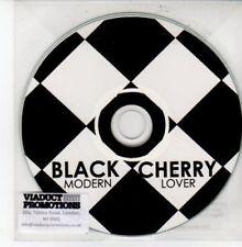 (DD625) Black Cherry, Modern Lover - DJ CD