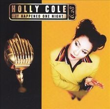 HOLLY COLE  It Happened One Night CD LN