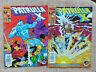 Comics, La Patrulla X, nº 78 y 81, Forum, Marvel, Chris Claremont, 1989, Juvenil