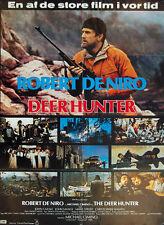 The Deer Hunter (1978) Robert De Niro movie poster print 2