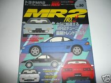 JDM HYPER REV TOYOTA MR2 Perfect Tuning & Modify Owners Bible #2 Vol50 Rare