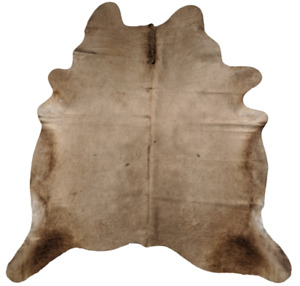 Genuine Alpen Cowhide Rug - Soft and Silky - Hypoallergenic - Easy To Care For
