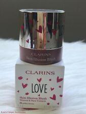 Clarins Paris LOVE Mineral & Plant Extracts Skin Illusion Blush 03 Golden Havana