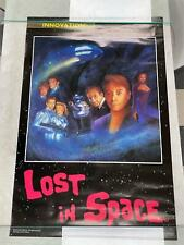 LOST IN SPACE Family Robinson 1992 POSTER 24x36 NEW/ROLLED Innovation Comic