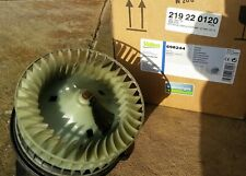 Mercedes W208 CLK Blower Motor Valeo Make.