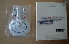 Star Trek Next Generation Enterprise NCC-1701-D Light-up Ornament Hallmark 2007