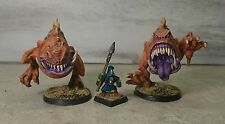 Warhammer, Age of Sigmar, Orc and Goblin, Giant Cave Hopper, (Mangler Squig)