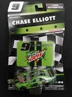 2019 WAVE 11 NASCAR Authentics 1:64 CHASE ELLIOTT #9 CAMARO GREEN MTN DEW NAPA