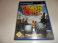 PlayStation 2  PS 2  Smash Cars