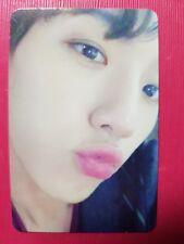EXO BAEKHYUN Official PHOTOCARD LOTTO Korean Ver 3rd Repack Album Photo Card 백현