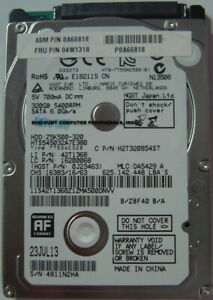 "HTS545032A7E380 Hitachi 320GB SATA II 2.5"" 7MM Hard Drive Tested Our Drives Work"
