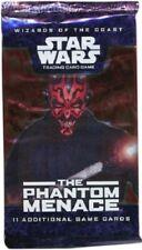 WOTC Star Wars TCG -  The Phantom Menace Booster  factory fresh x1