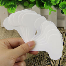 100pcs T-type Nursery Garden Plant Label Makers Flower Thick Tag Mark White