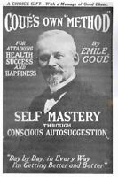 Self Mastery Through Conscious Autosuggestion, Paperback by Coue, Emile, Bran...
