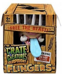 Crate Creatures Surprise, Flingers - SNORT HOG Toy