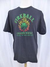 Fireball Cinnamon Whisky Kiss Me I'm Irish And Hot!  t-shirt  XL Extra Large