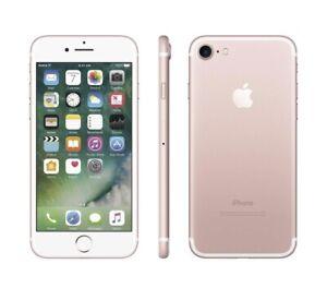 Apple iPhone 7 32GB Rose Gold Unlocked