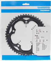 Shimano 105 FC-5703-L Chainring 50T for Triple Crankset (50-39-30T) Black