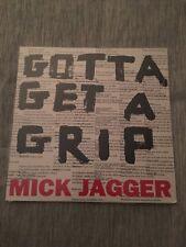 Mick Jagger Gotta Get A Grip 12inch Vinyl Single