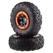 68023 (68051) Pre -Mounted Tire Set  For HSP 94680 1/18 OFF-ROAD CRAWLER TRUCK