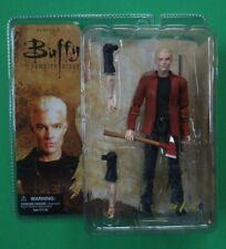 Buffy the Vampire Slayer afx Exclusive School Hard Spike Action Figure, 2006 Nip
