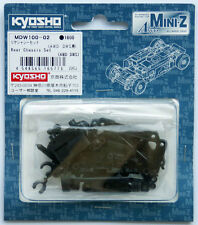 Kyosho Mini Z AWD MDW100-02 Rear Chassis Set (AWD DWS)