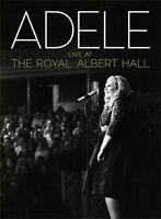 ADELE Live At The Royal Albert Hall DVD/CD BRAND NEW NTSC Region ALL