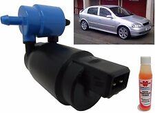 Fr & Rr Windscreen Washer Pump Vauxhall Astra 5 Door 98>04 G Mk4 + Screen Wash