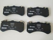 Audi & Volkswagen Genuine Front Brake Pads (4G0-698-151-AB) A6 A7 S6 S7 QUATTRO
